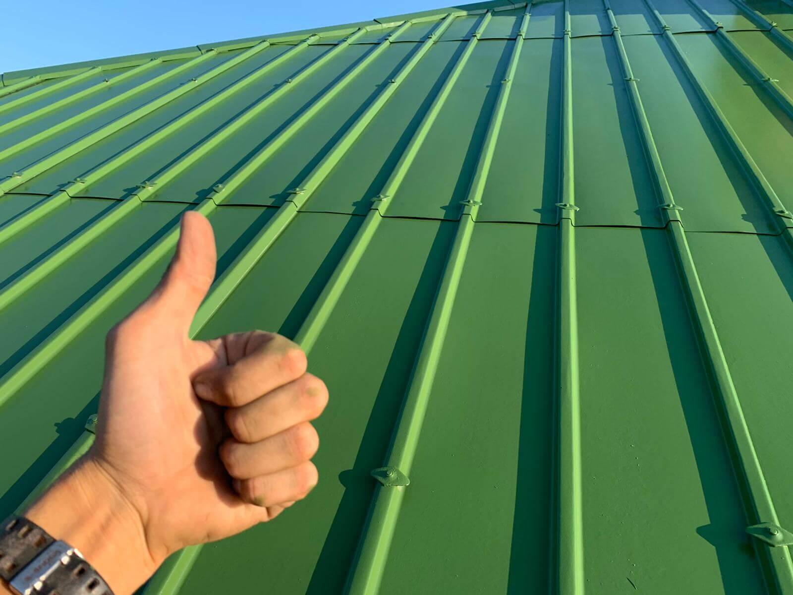 Malowanie dachu Radom Kielce
