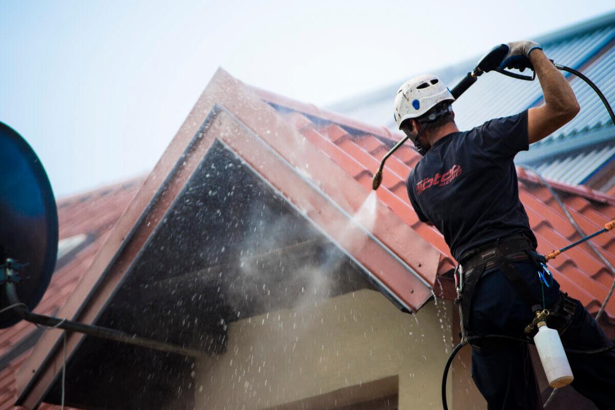 Odświeżanie dachu