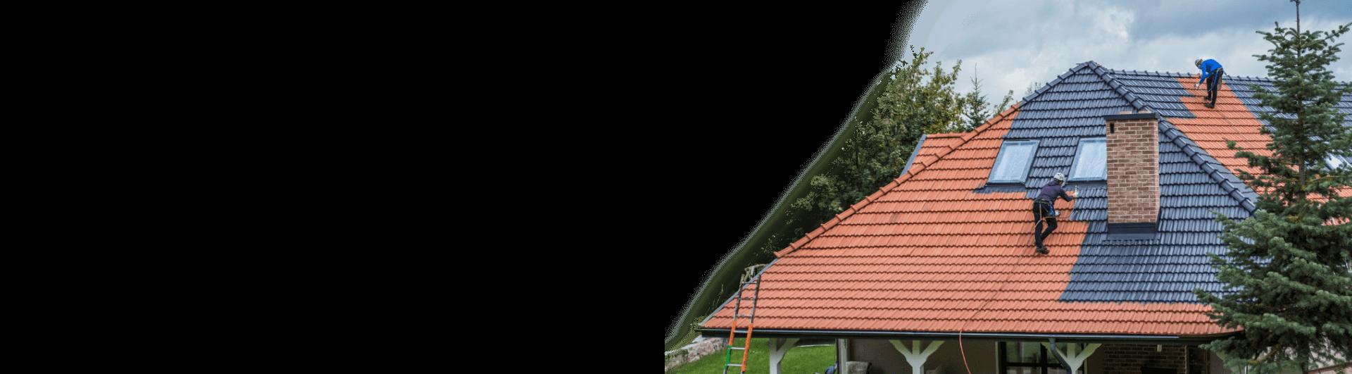 Farby na dach